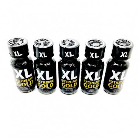 XL EXTREME GOLD x 5