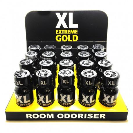 20 x 25ml XL EXTREME GOLD