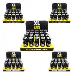 WHOLESAALE 25ml XL EXTREME GOLD x 100