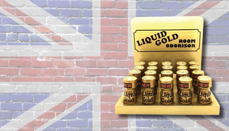 Buy Liquid Gold Poppers Aroma