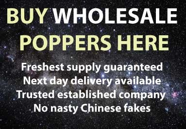 Buy wholesale poppers here